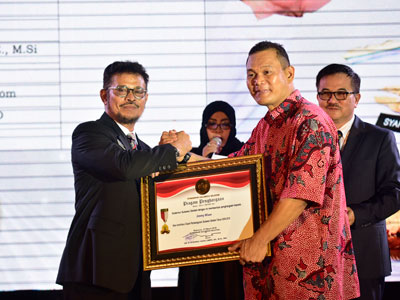 South Sulawesi Governor's Award