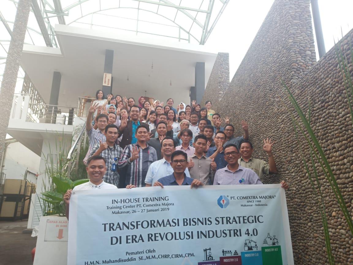 Training Revolusi Industri 4.0